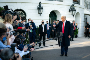 President Trump Travels to North Carolina 21 October 2020