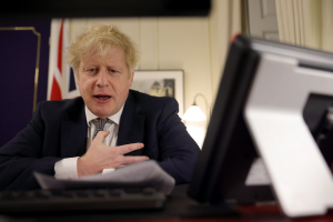 Boris Johnson calls Ursula von der Leyen President of the European Commission about a Brexit deal 17 12 20