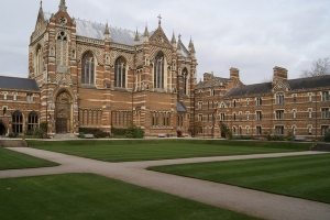 University of Oxford, one of the biggest Tier 2 Sponsors