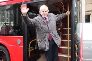 Boris Johnson New Bus 4