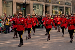 Royal Canadian Mounties