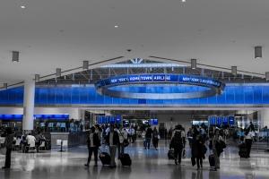JFK International Airport, New York, USA