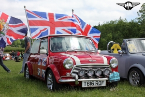 Beaulieu 2013 - Inventor of original Mini British Greek Sir Alec Issigonis