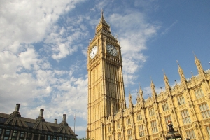 Big Ben, Houses of Parliament, UK
