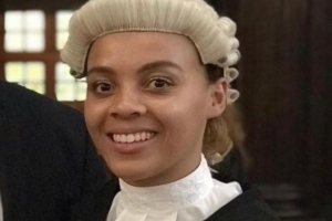 Alexandra Wilson Barrister who was discriminated against in court