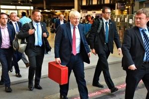 Boris Johnson Prime Minister insists no Brexit transition extension.