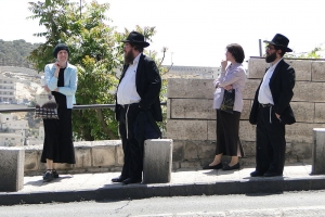 Orthodox Jews in Israel