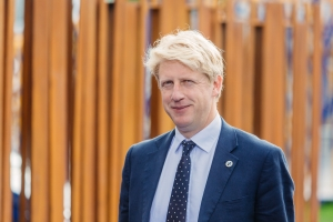 Jo Johnson, former Universities Ministers and brother of Boris Johnson 25 July 2017