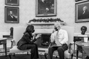 Kamala Harris & Joe Biden