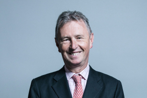 Official Portrait of Nigel Evans MP, Deputy Speaker June 2017