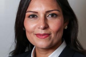 Priti Patel, Home Secretary