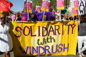 Windrush Demonstration