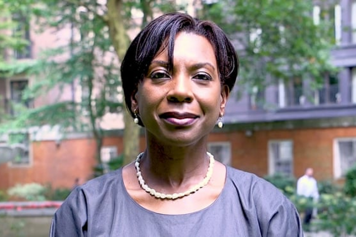 "Wendy Williams author of Windrush ""Lessons Learned"" report"