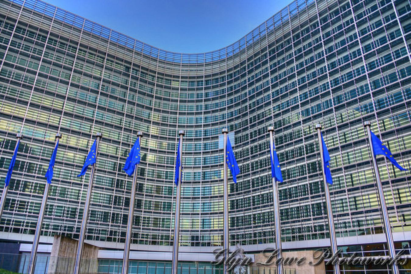 The European Commission - Berlaymont Building