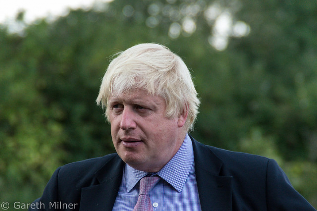 Boris Johnson, Tory Party Leader Candidate