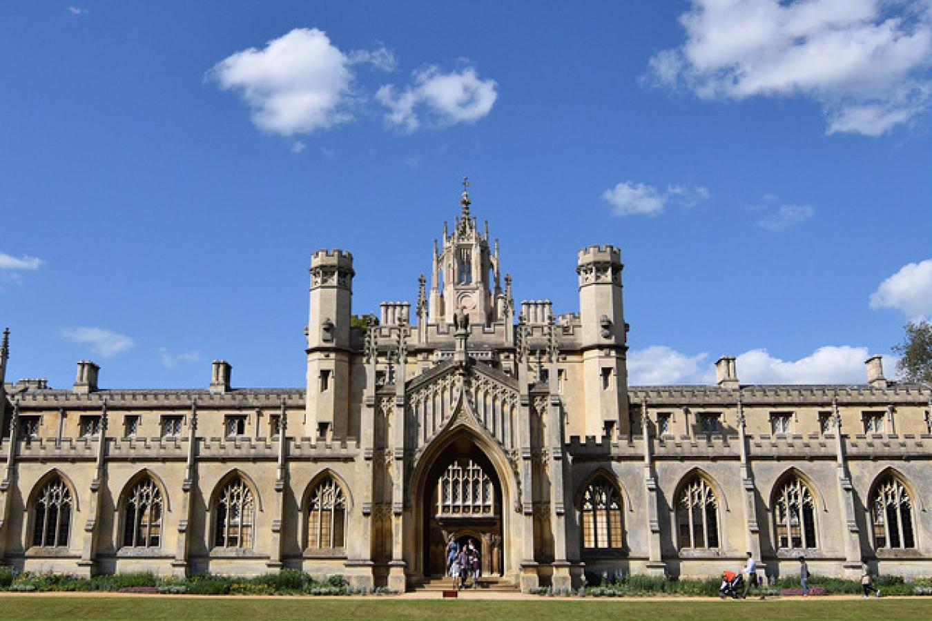 Cambridge Unversity Summer 2015