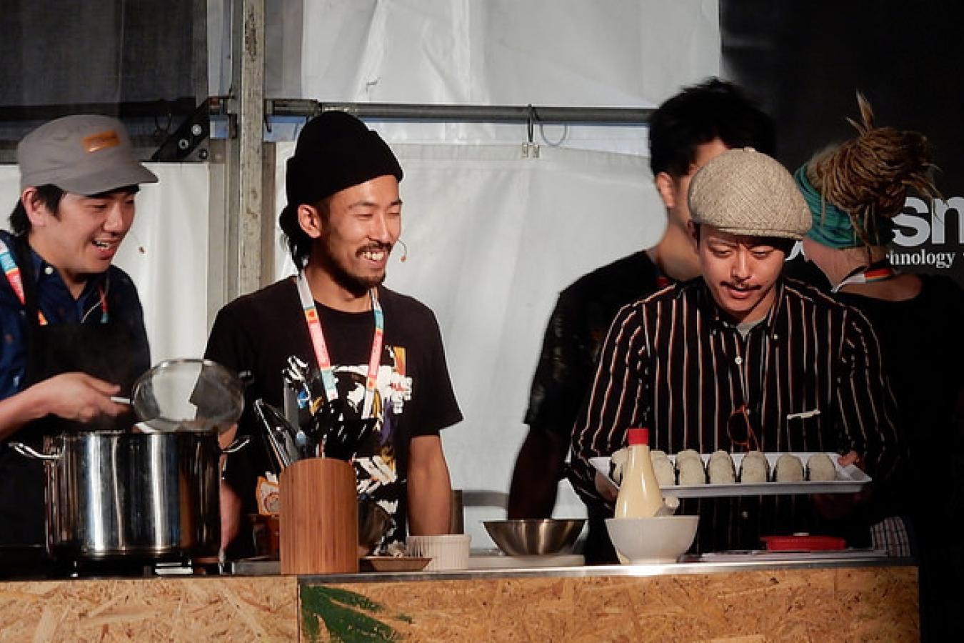 Asian chefs