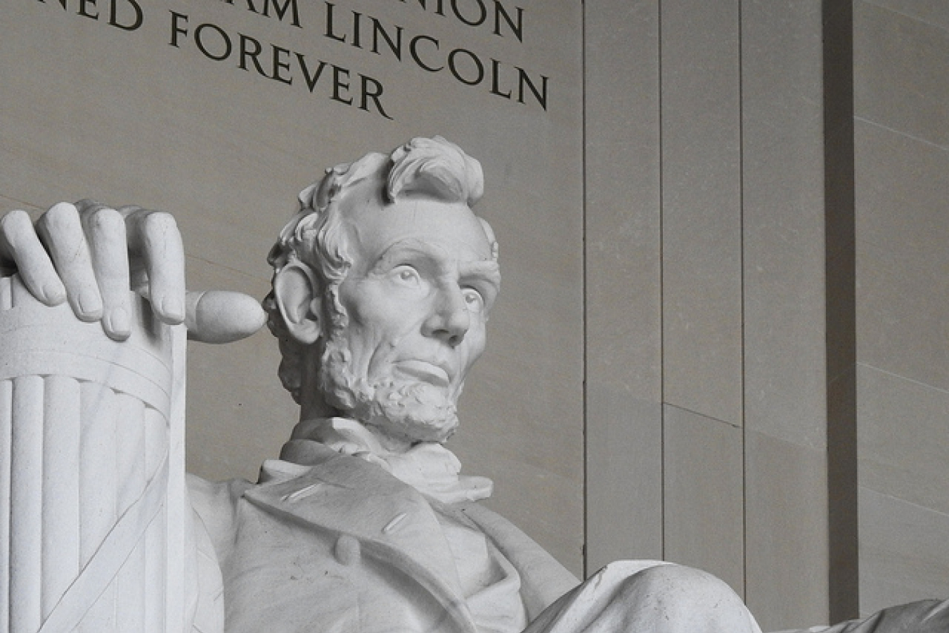 Lincoln Memorial, National Mall, Washington, DC, USA