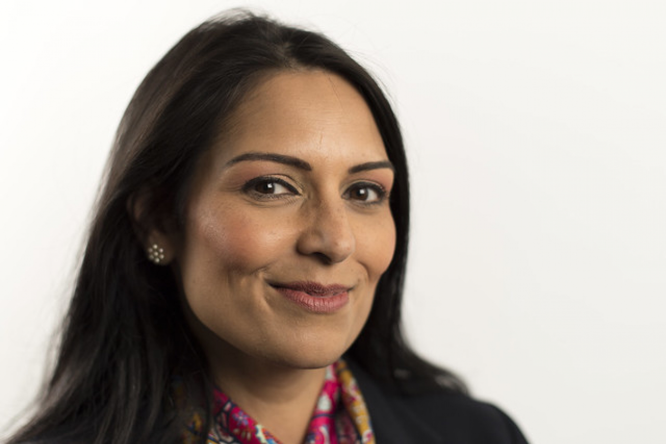 Rt Hon Priti Patel MP, current UK Home Secretary