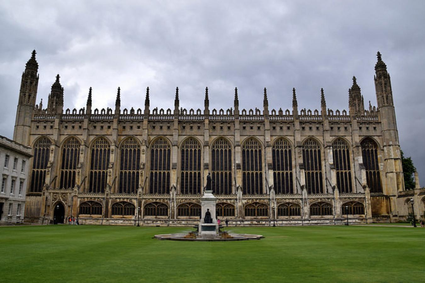 King College´s chapel (Cambridge)