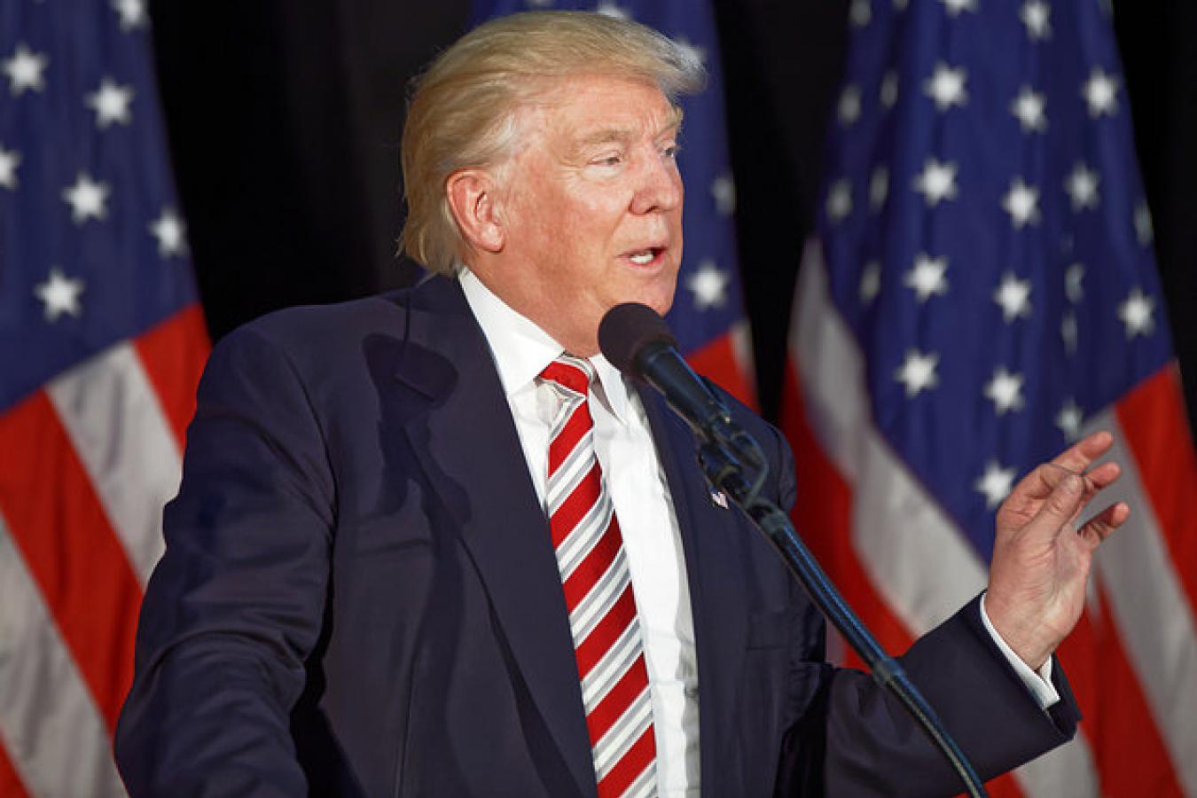 Donald Trump at Aston, PA September 13th