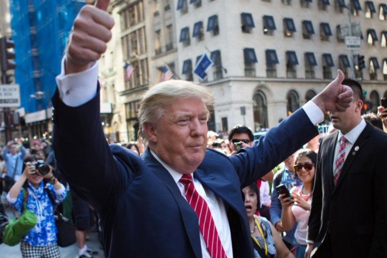 Donald Trump-in-New-York