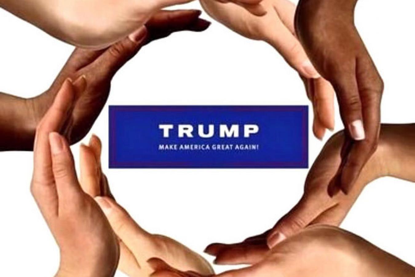 Donald Trump Unite Picture