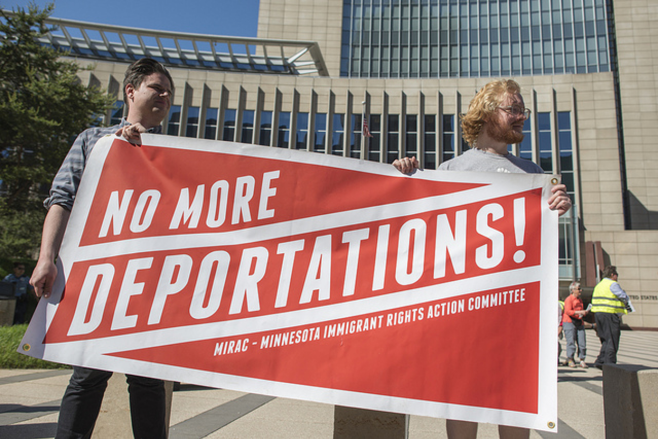 No more deportations