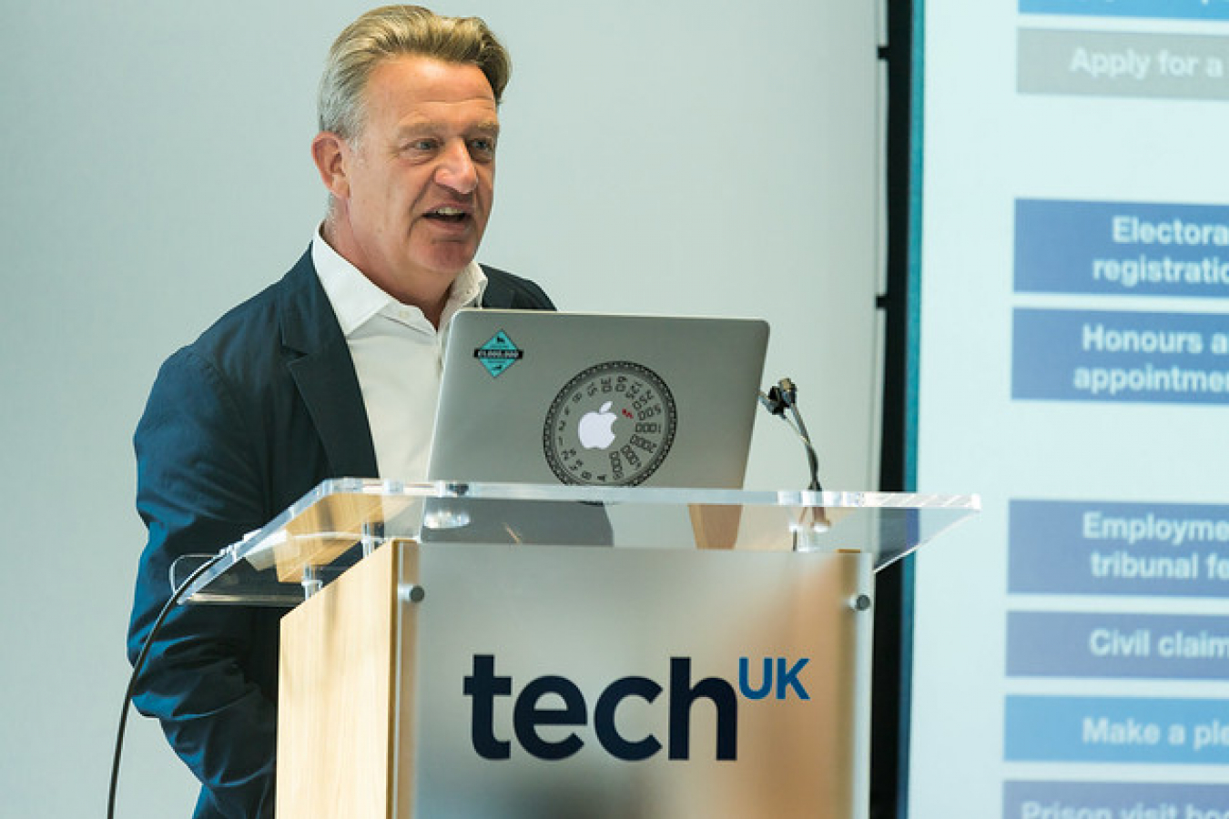 Government as a Platform (GaaP) Event at TechUK