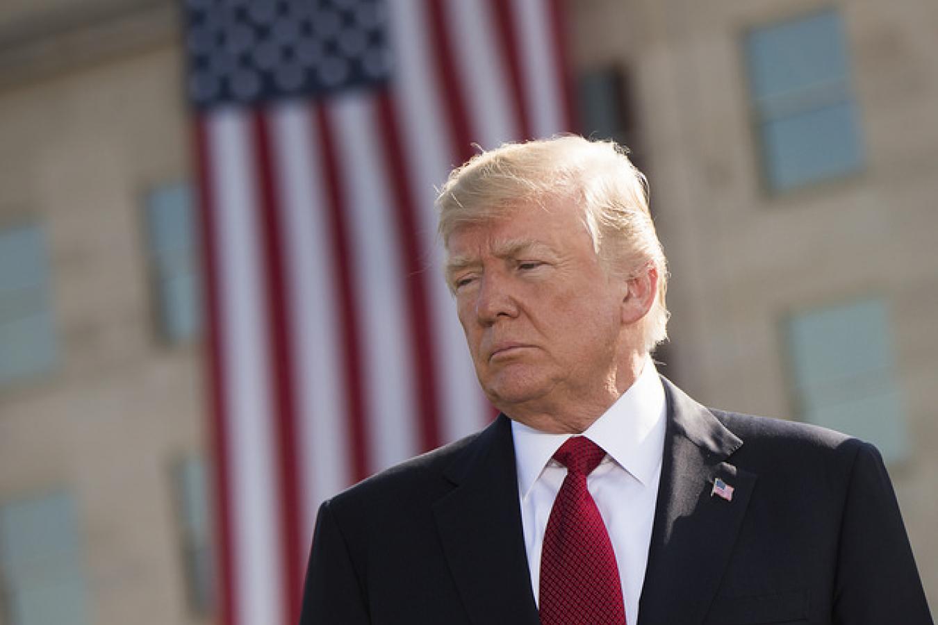 Trump, Pentagon leaders honor 9/11 victims