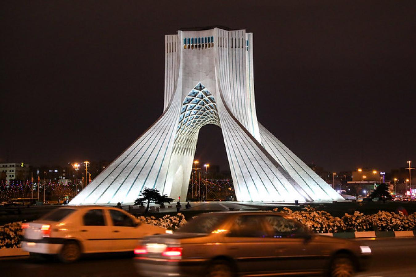 Tehran, Azadi Tower, Iran