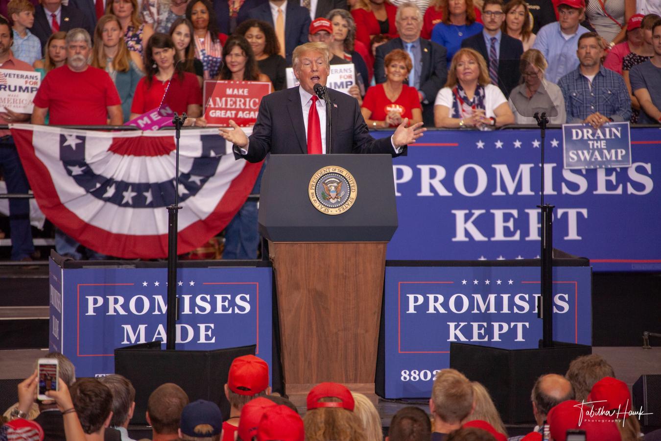 Trump Nashville MAGA Rally 29 May 2018