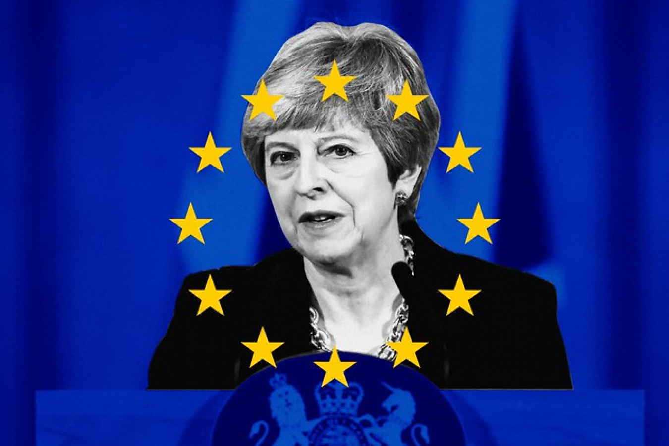Theresa May Brexit delayed