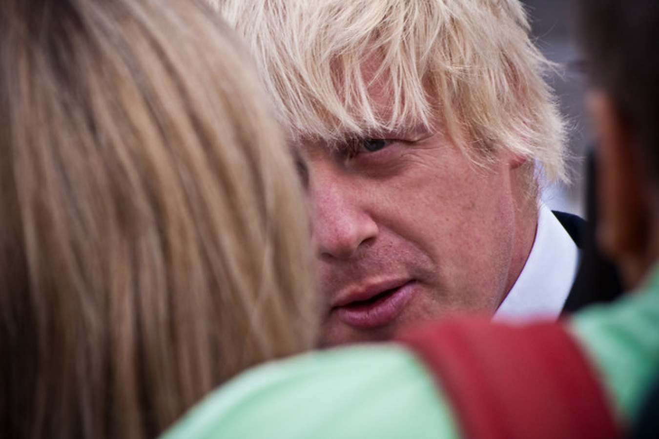 TV Interview With Boris Johnson