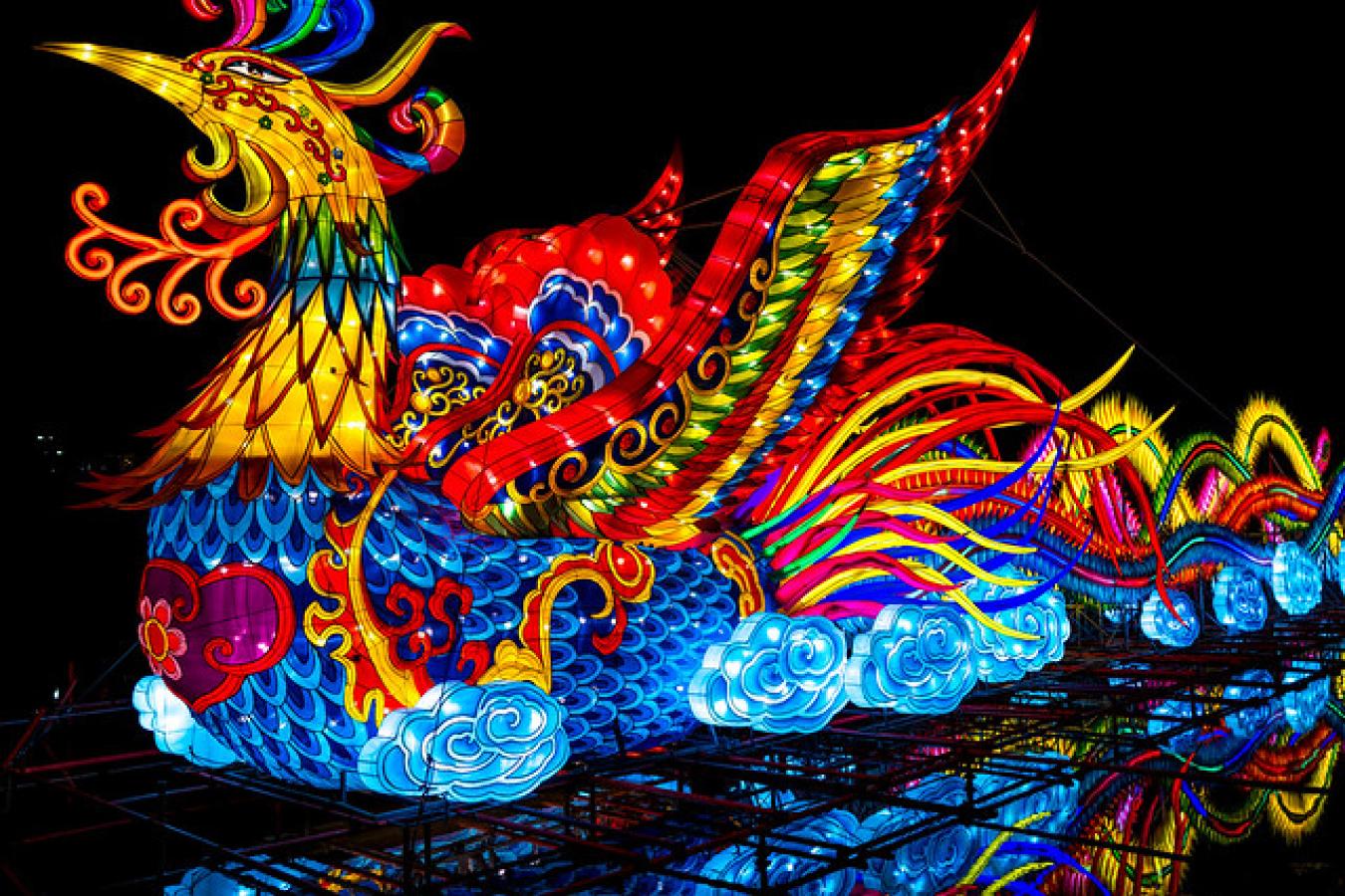 Chinese Lantern Festival 2019, Cary, NC