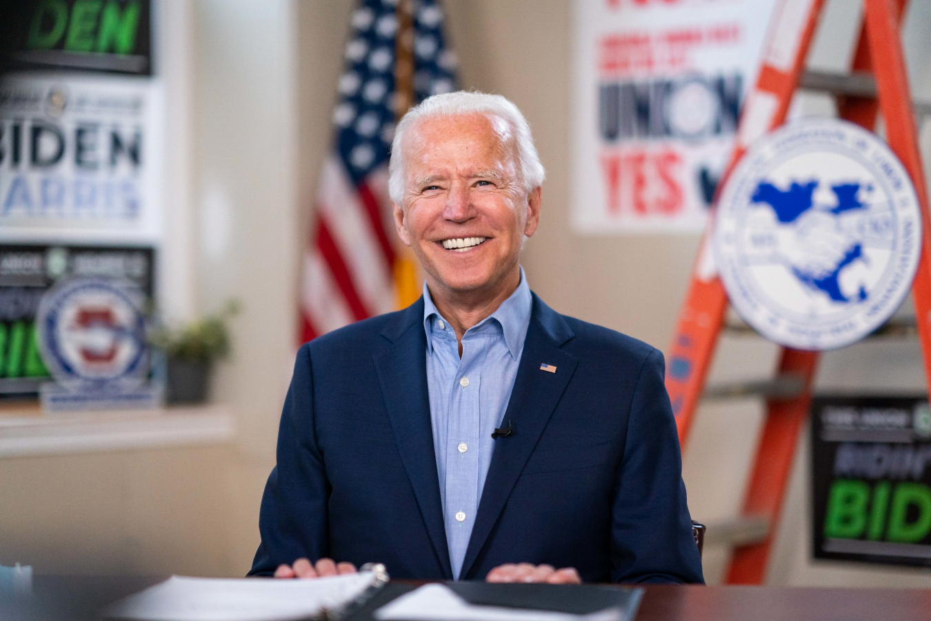 Joe Biden Democrat Presidential Candidate - Harrisburg, PA - September 7, 2020