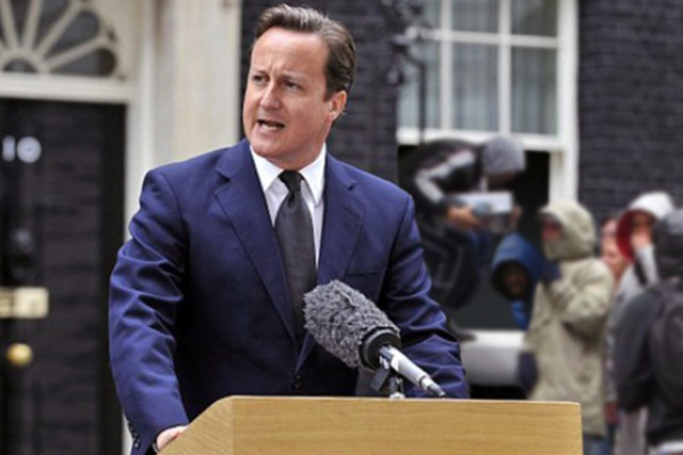 David Cameron former British Prime Minister