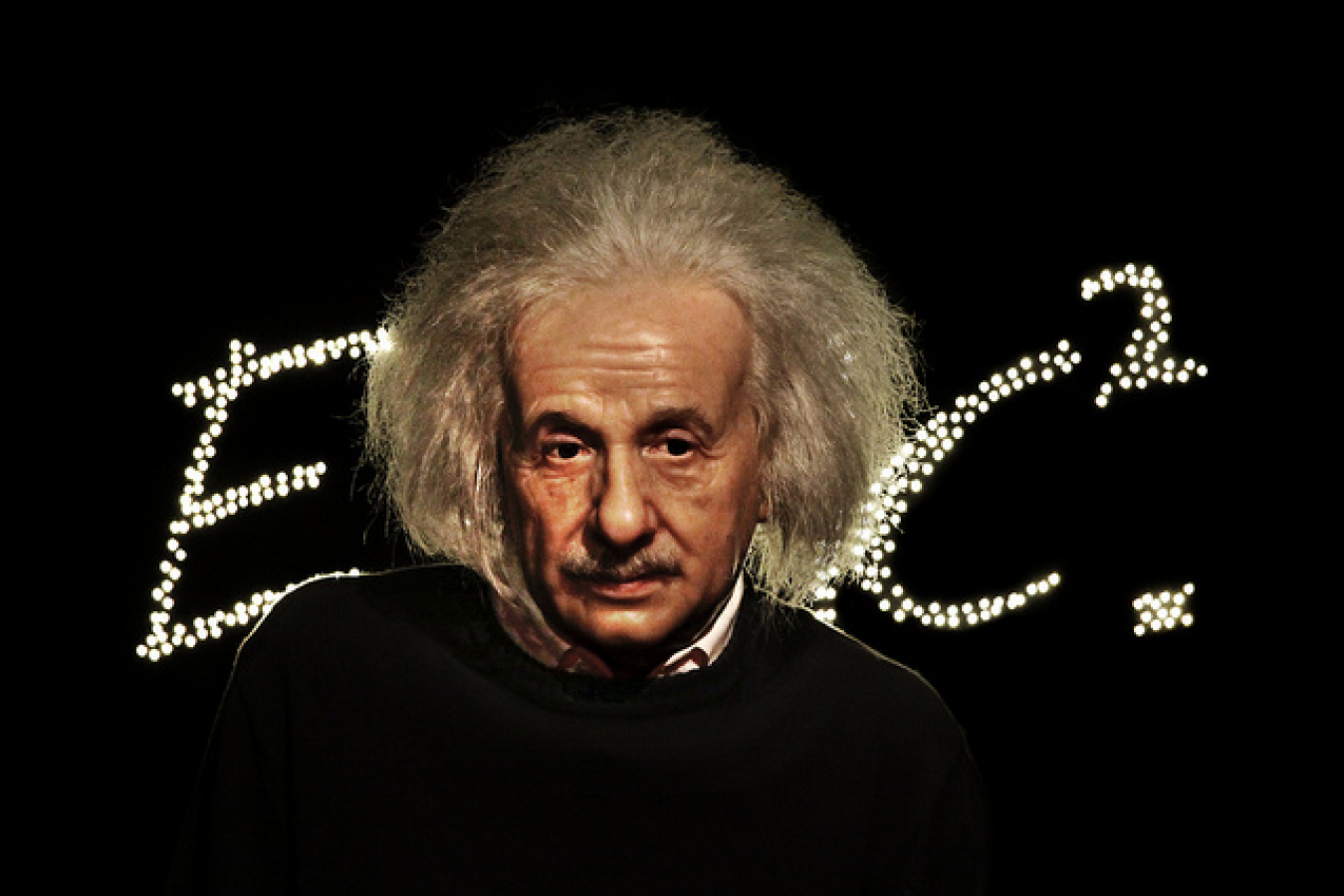 Albert Einstein - E=m*c² One of the most famous immigrants to the US