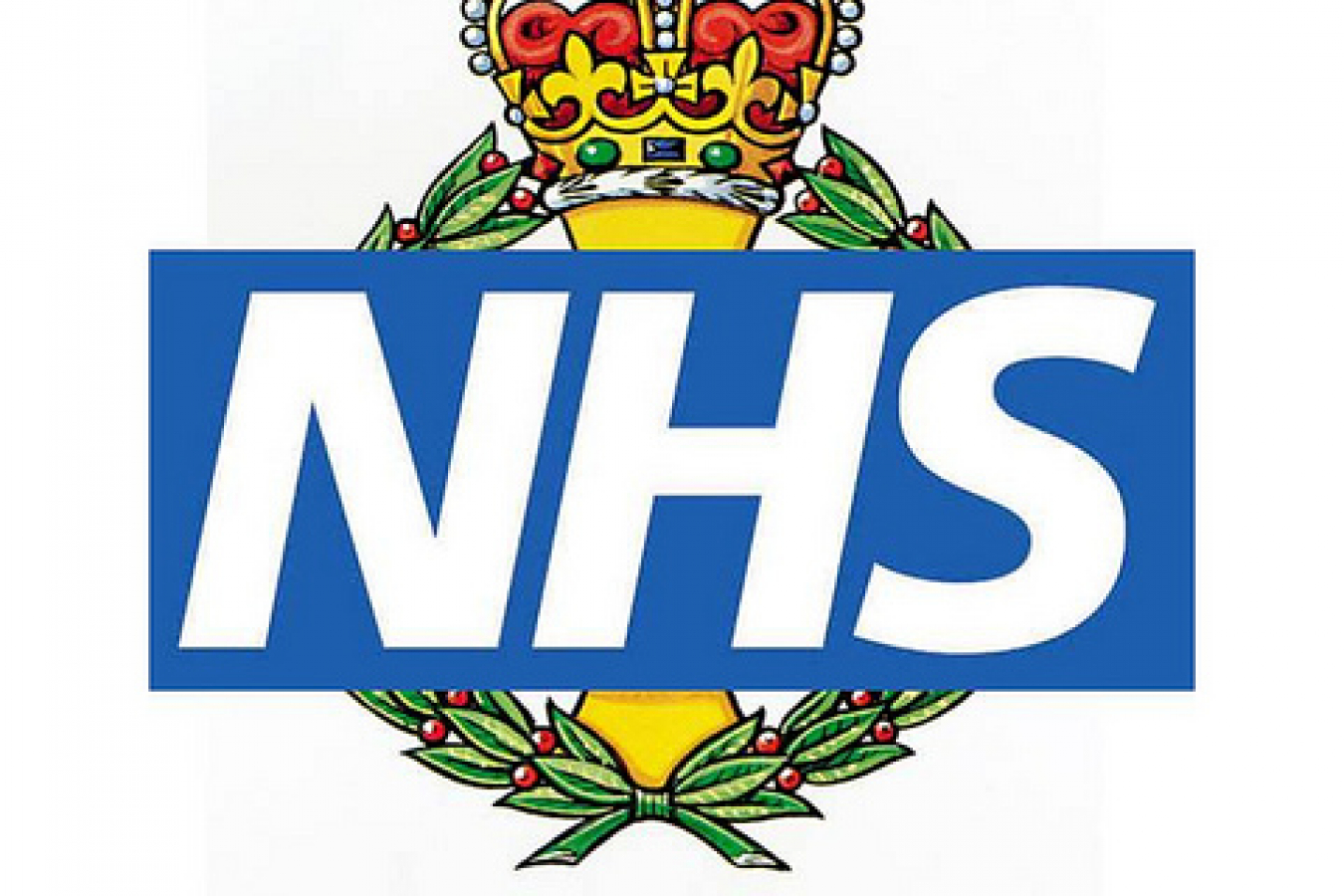NHS National Health Service Ambulance Service logo