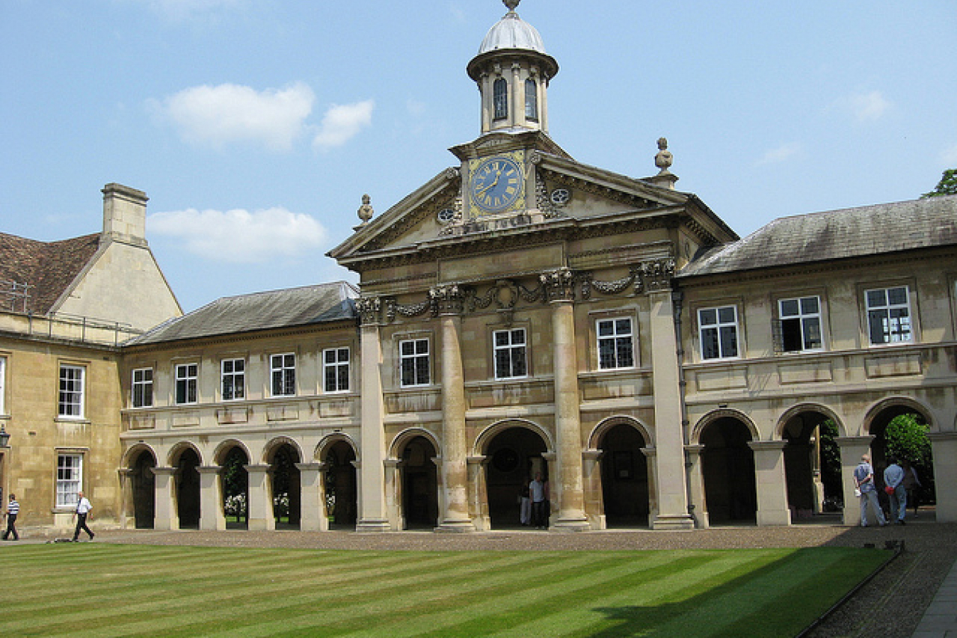 Emmanuel college, Cambridge University
