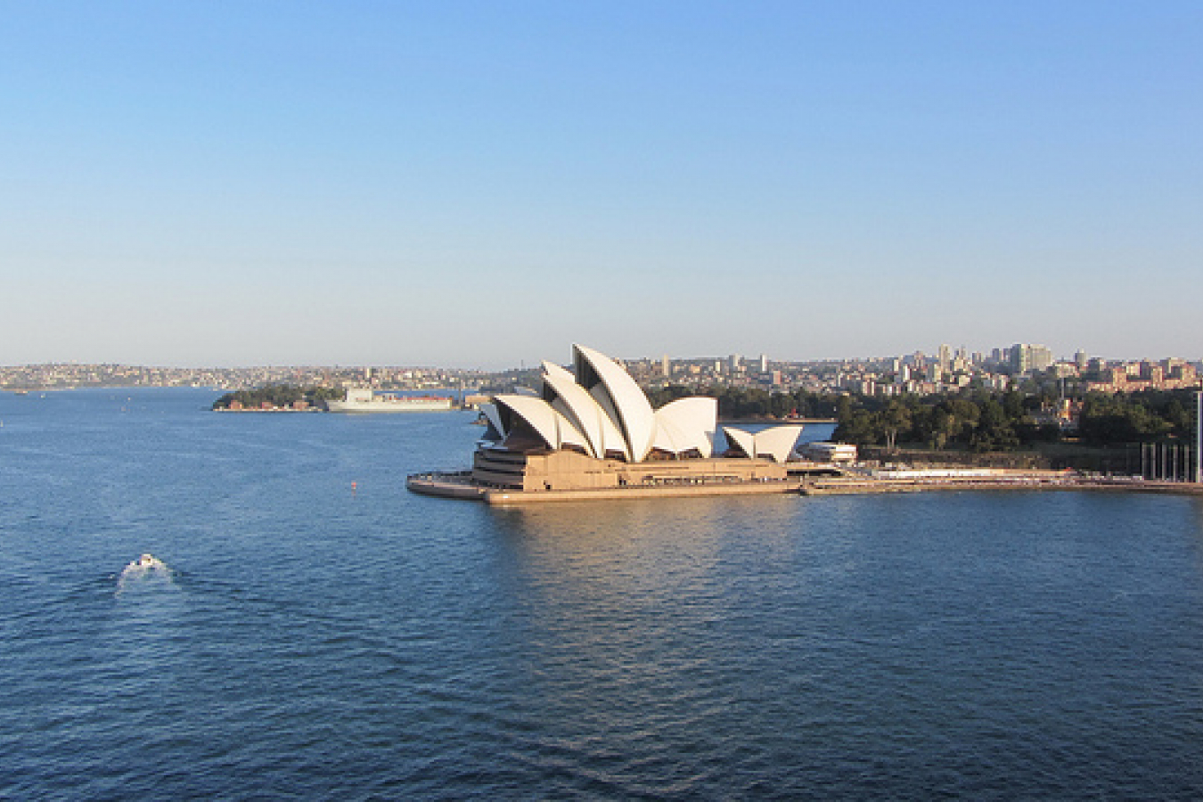 View from Sydney Harbour Bridge, New South Wales (483382)