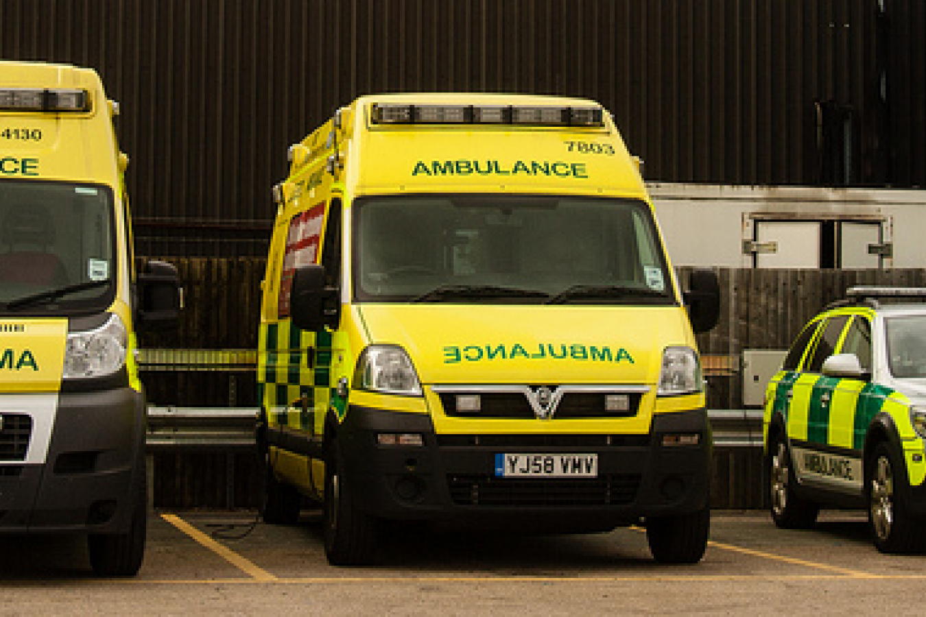 NHS Emergency Support