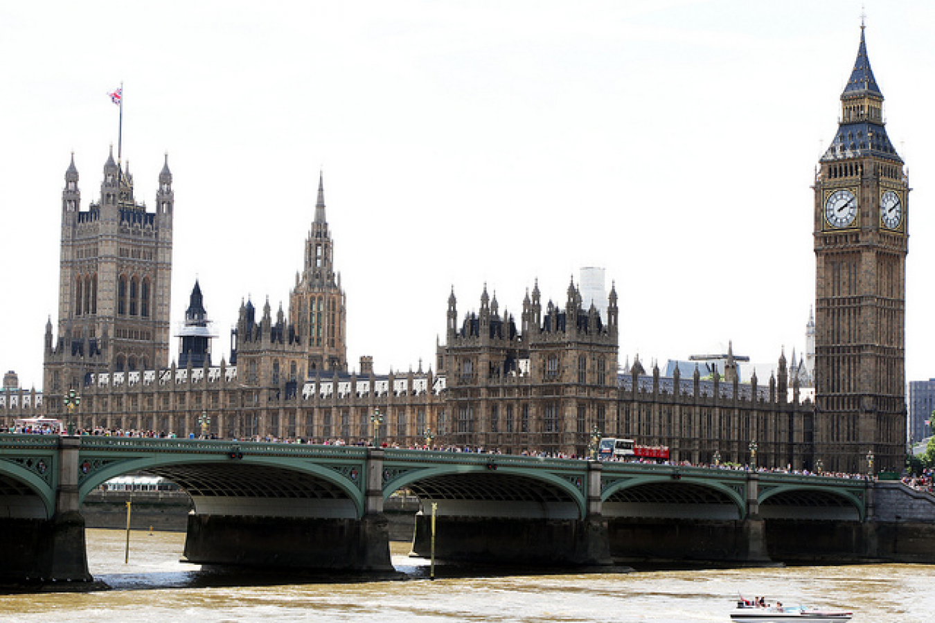 Houses of Parliament - Palace of Westminster