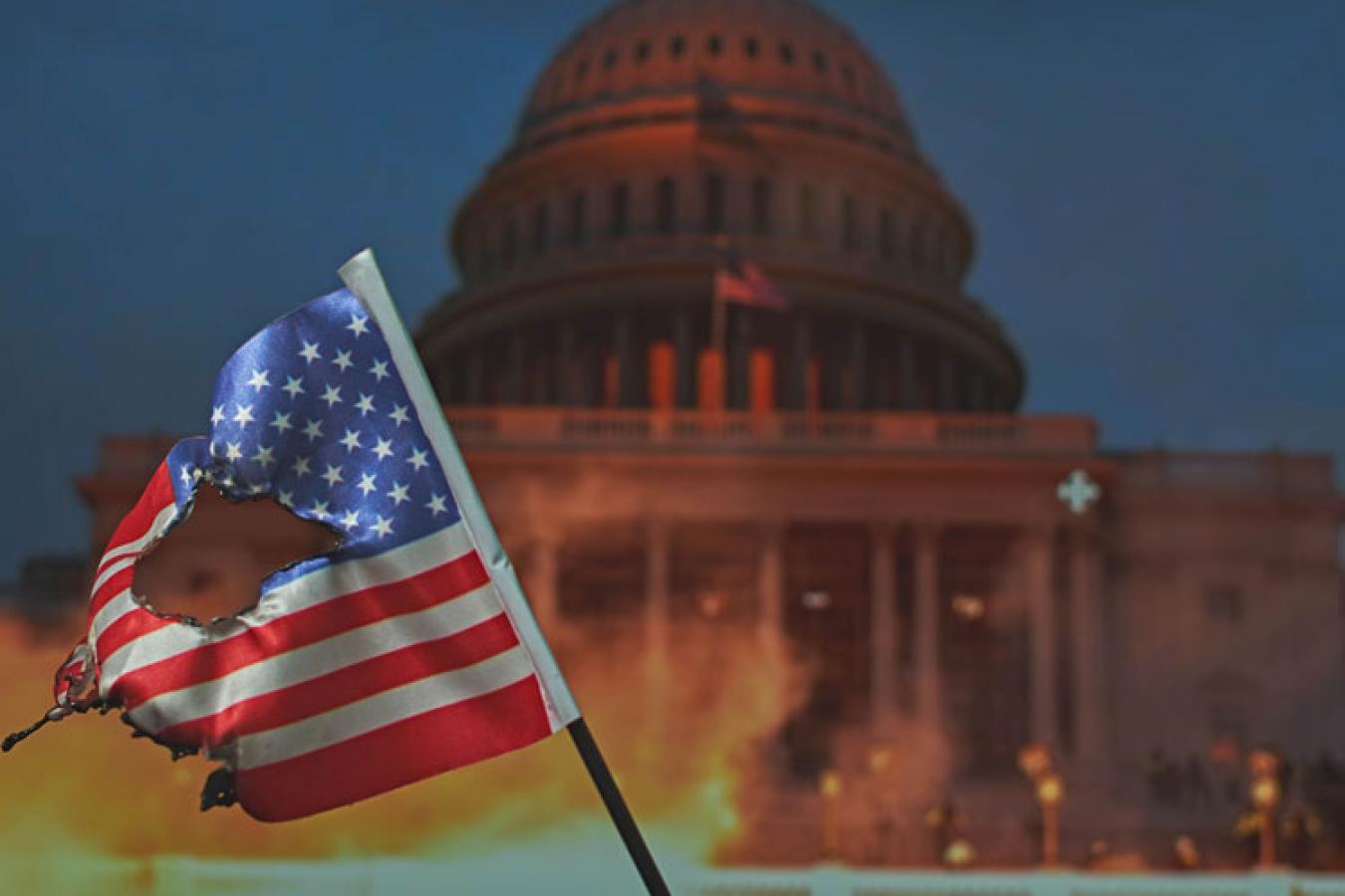 Capitol Hill Mob Attack