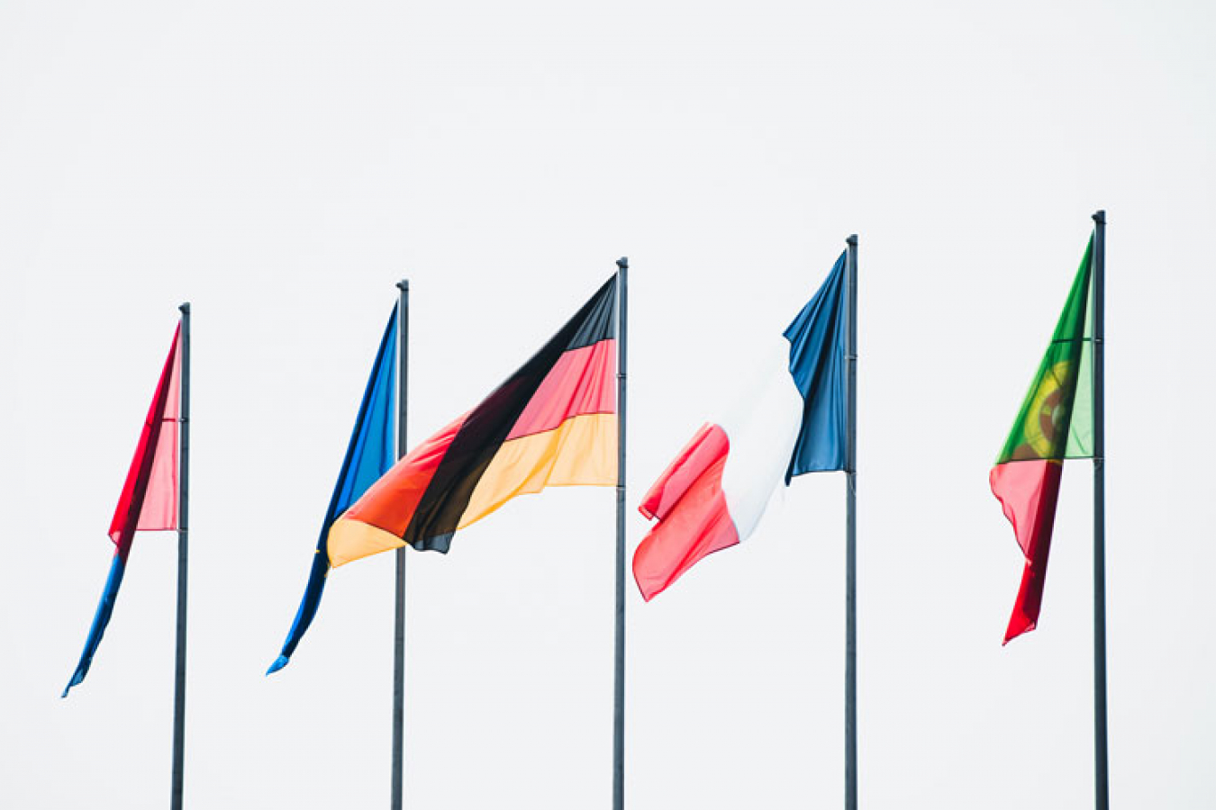EU Countries' Flags