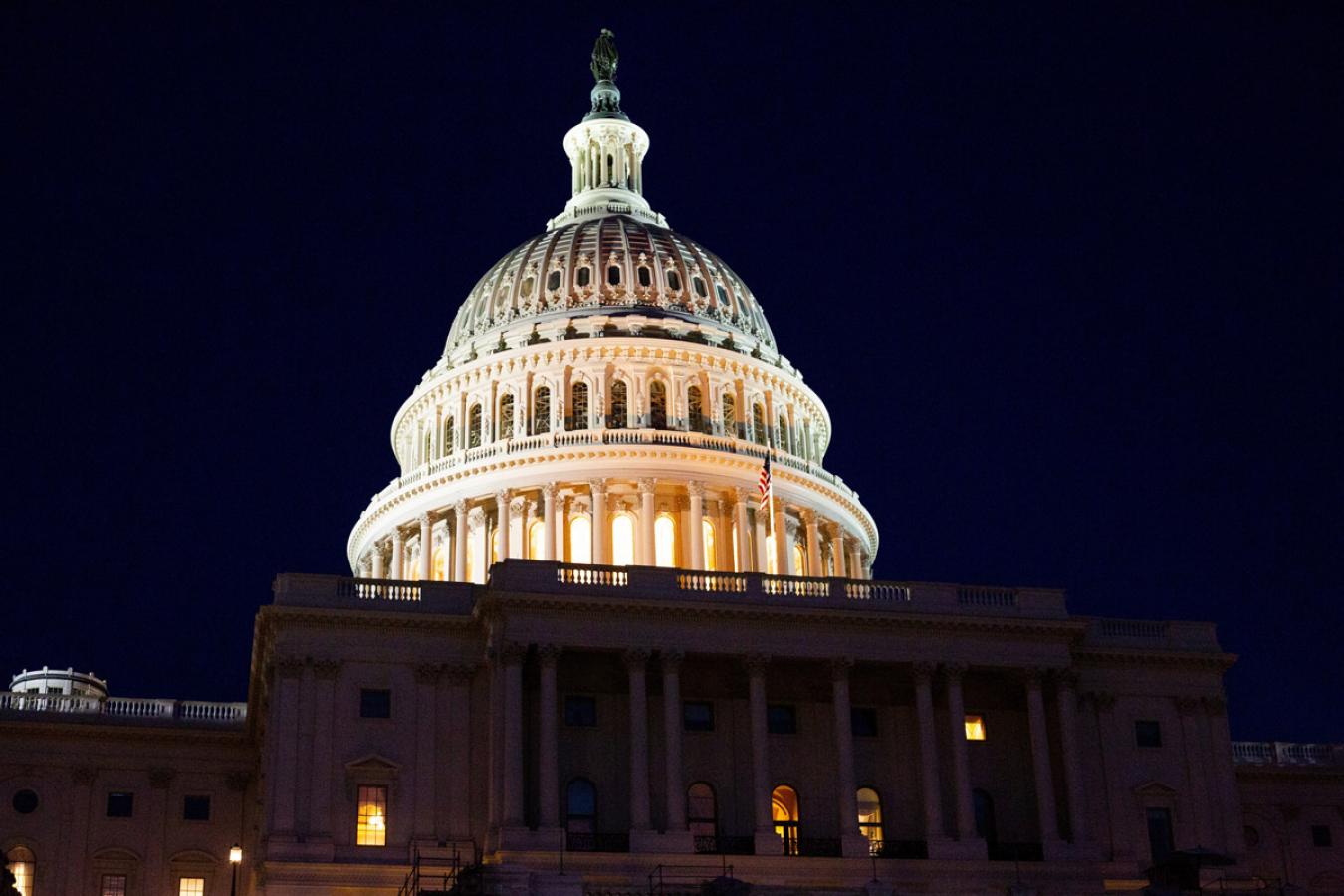United States Capitol, Washington D.C., DC, USA