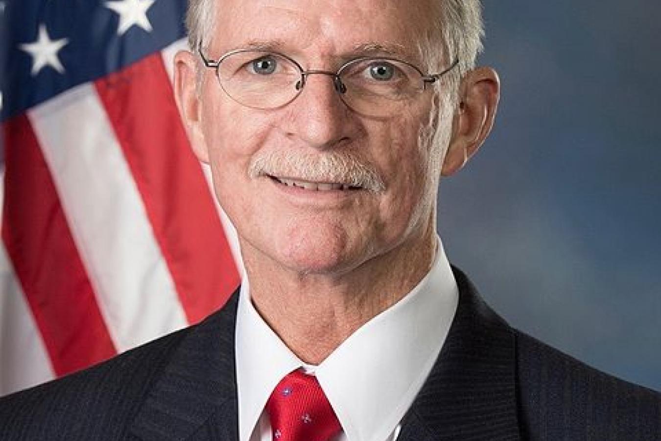US Republican Congressman John Rutherford