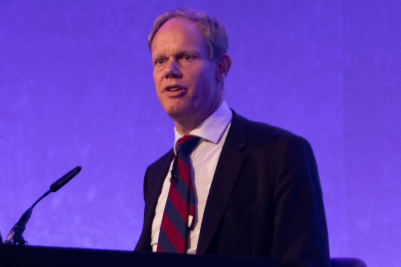 The Home Office's permanent secretary, Matthew Rycroft