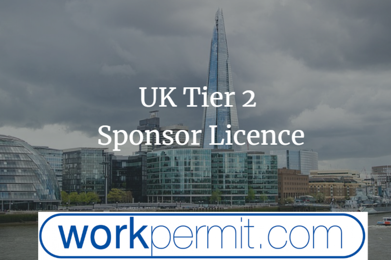 UK Tier 2 Sponsor Licence Application