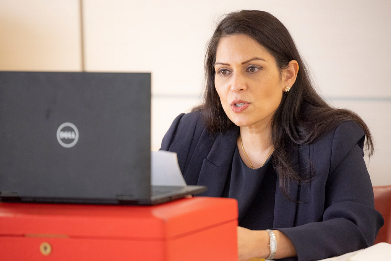 Home Secretary, Priti Patel